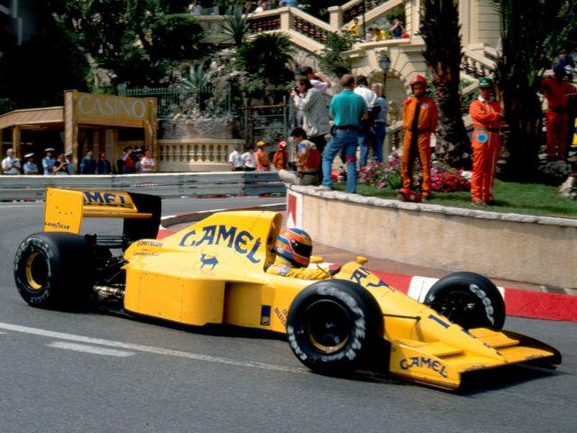 Lotus Monaco